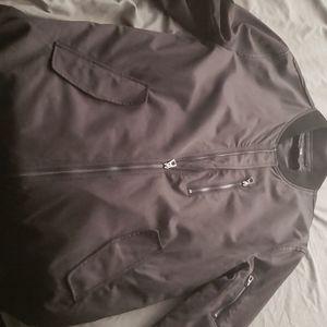 H&M men Long Bomber jacket